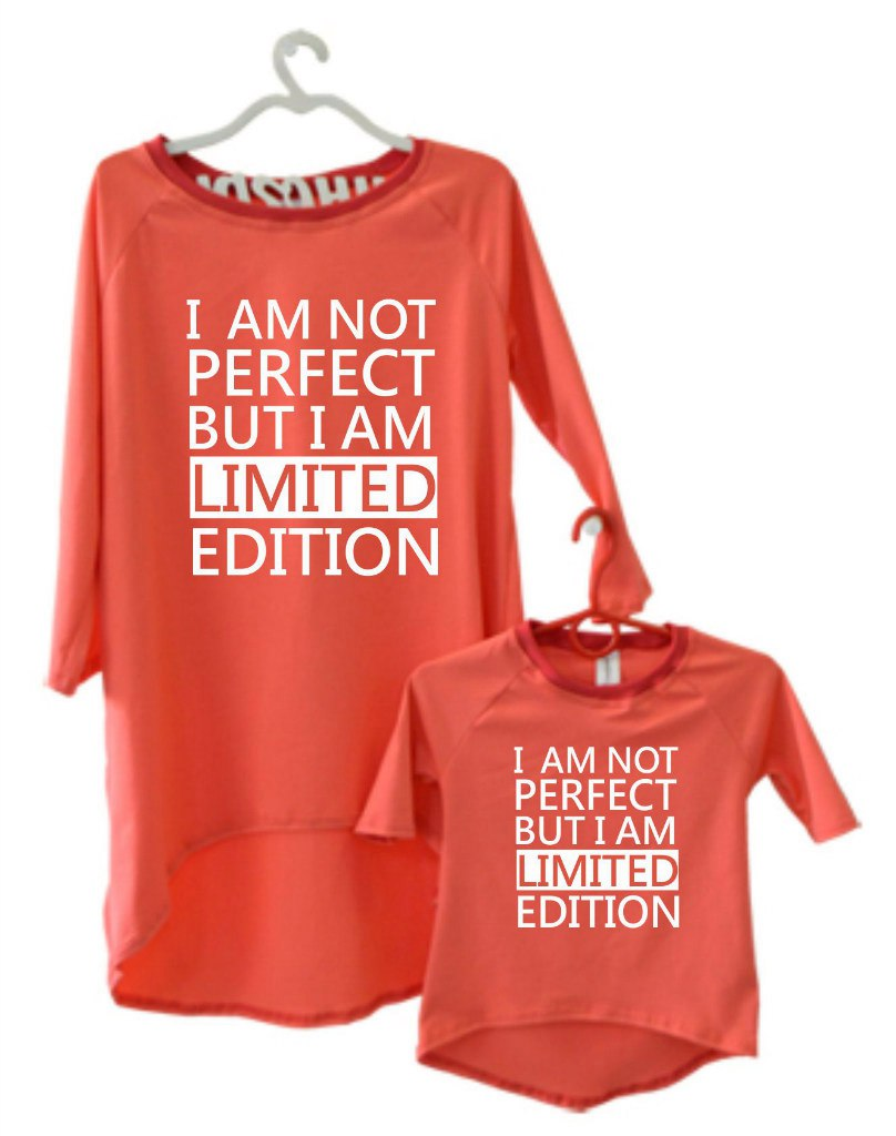 I am not perfect but i am limited edition - купить тунику